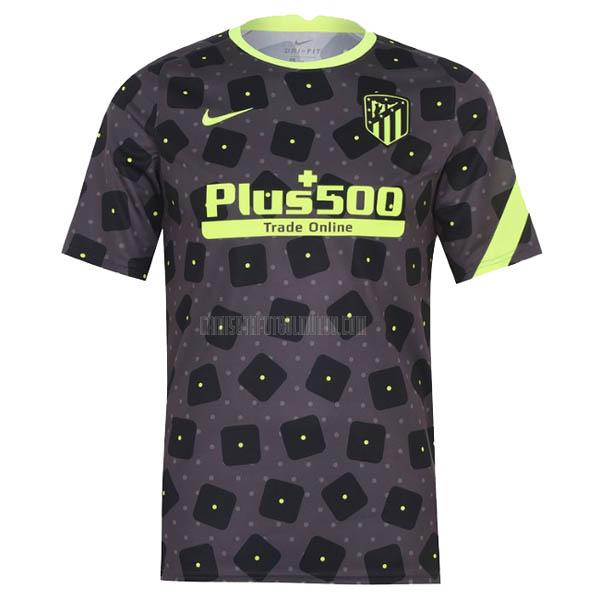 camiseta atlético de madrid european pre match 2020-2021