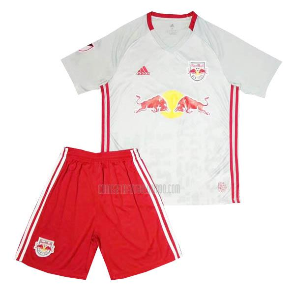camiseta del new york red bulls del niños primera 2019-20