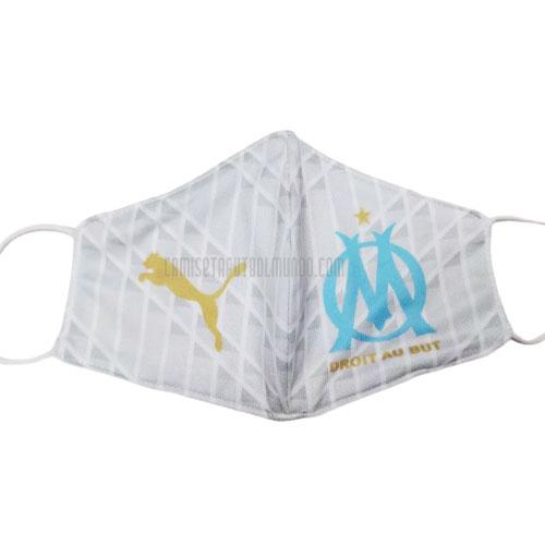 máscaras faciales marseille blanco 2020-2021
